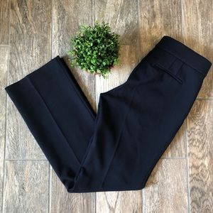 J. Crew Edie Navy Dress Pants